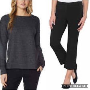 Bundle of 32 Degrees Top Max&Mia Crop Pants Medium
